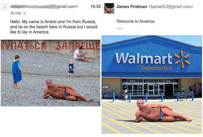 funny photoshop requests - american dream