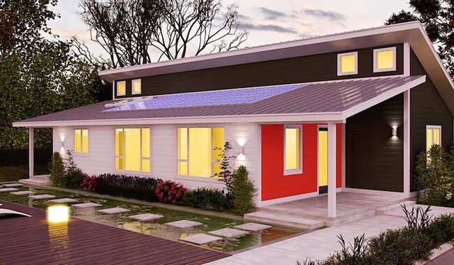 environment friendly homes 1