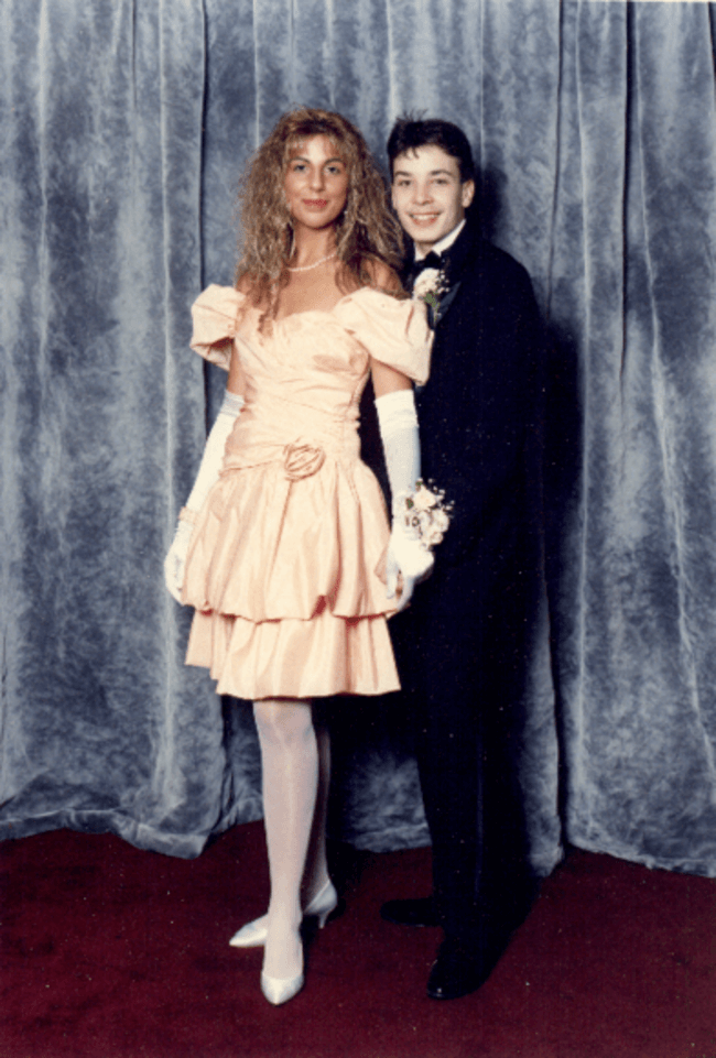 celeb prom photos 2