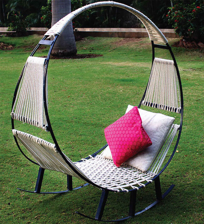 This Hammock Chair Outdoor Is The Next Thing You Need In