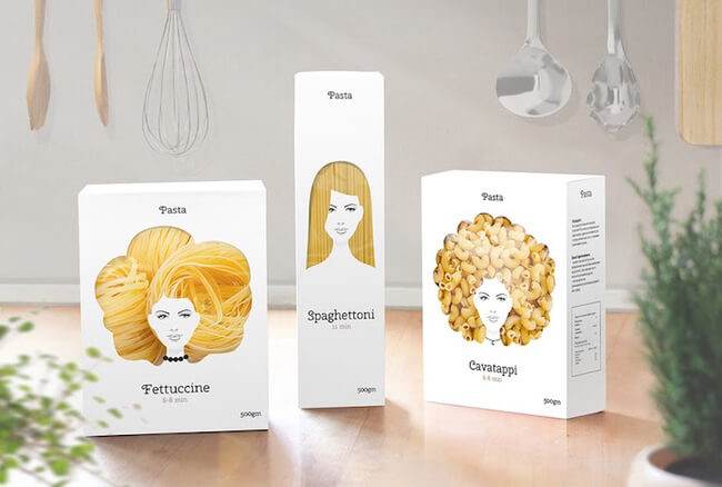 creative packaging designs of pasta 4