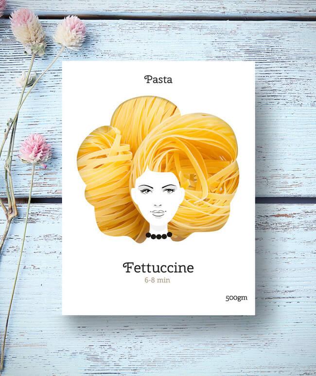 creative packaging designs of pasta 1