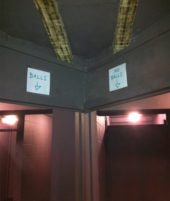 Creative toilet Signs 28