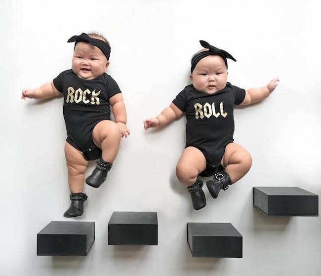 cute twins baby photos 13
