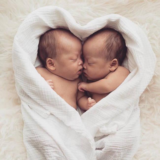 Premature Twin Girls 19
