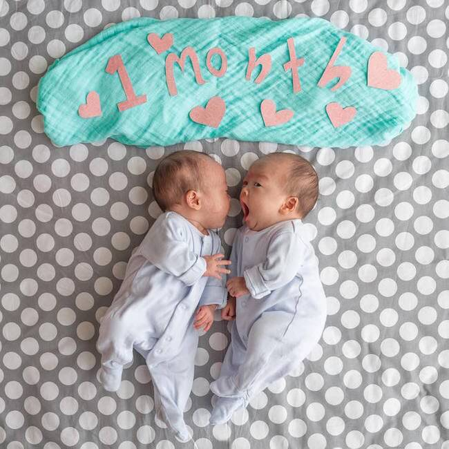 Premature Twin Girls 2