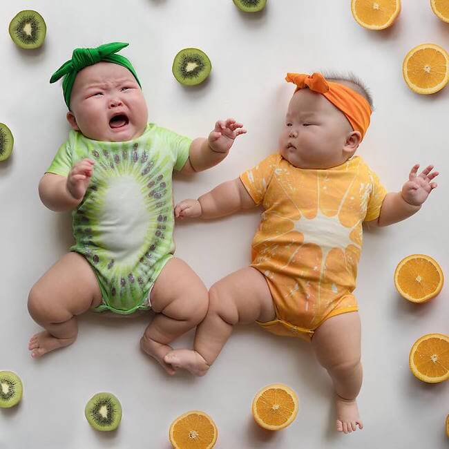 cute twins baby photos 11