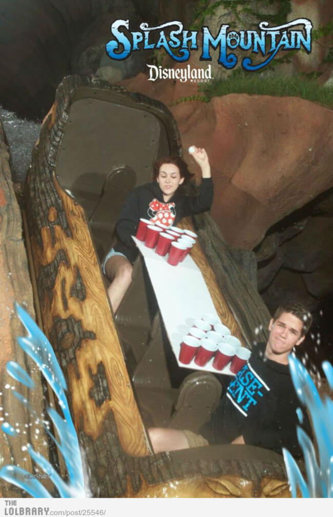 Splash Mountain pictures
