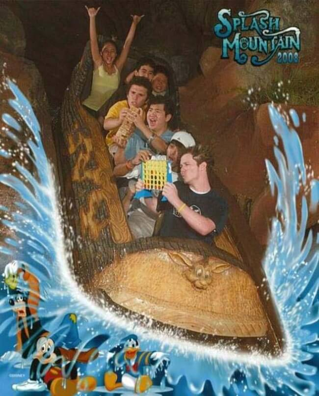 Splash Mountain pictures 16