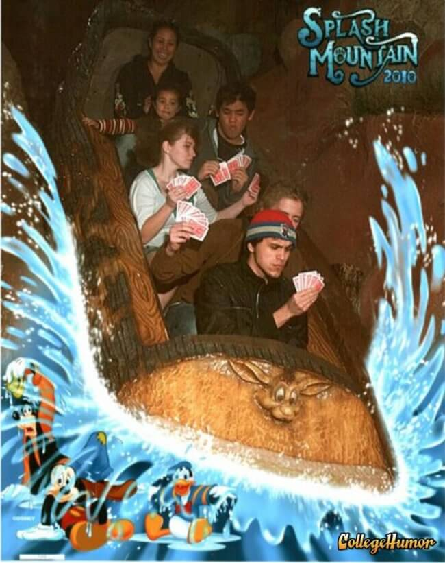25 Splash Mountain Pics That Are So Funny They Should Get ...