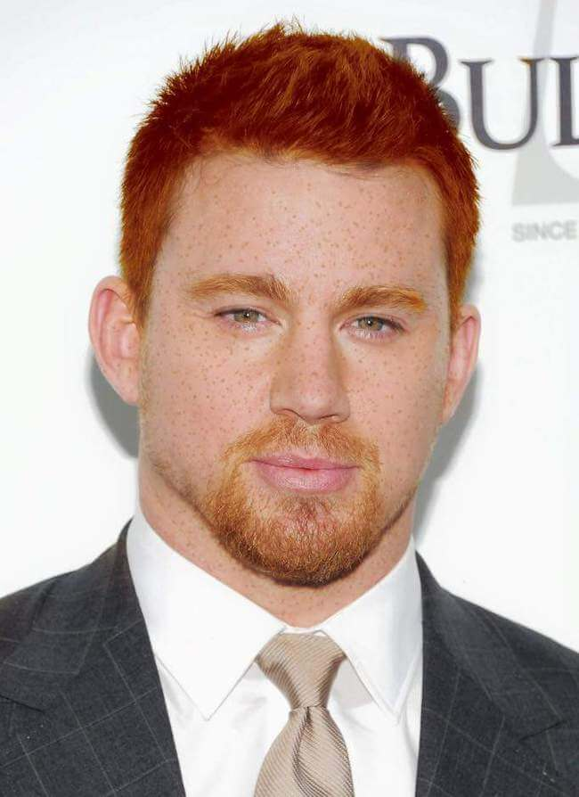 This Tumblr Blog Turned 40 Celebs Into Redheads And Its