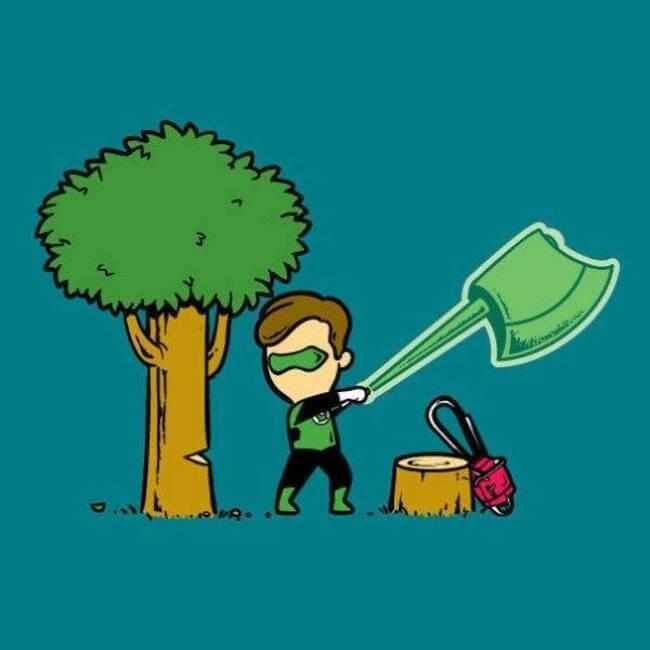 superheros day jobs 16