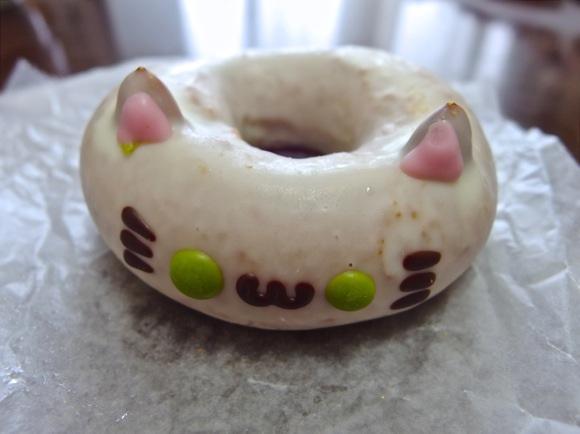 cat doughnut 8