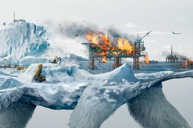Destroying Nature 5