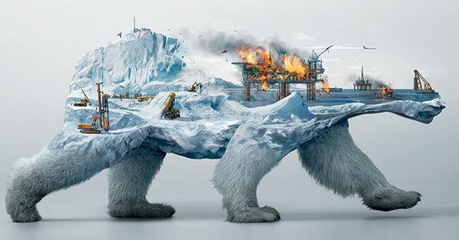 Destroying Nature 1
