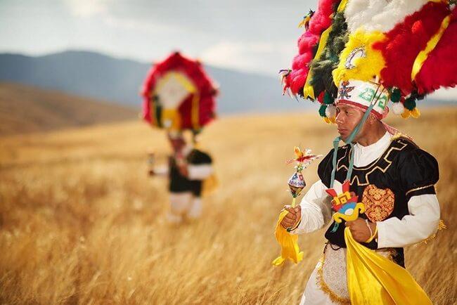 Zapotec People 17