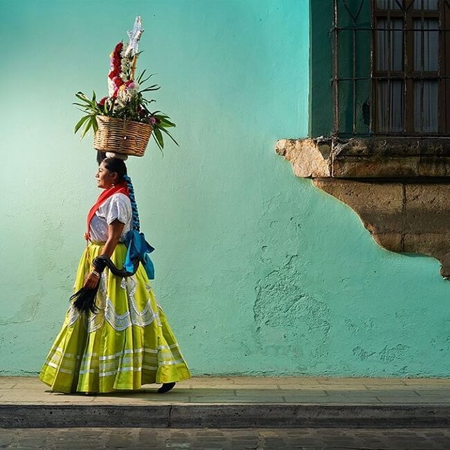 Portraits Show The Rich Cultural Of Mexico S Zapotec People