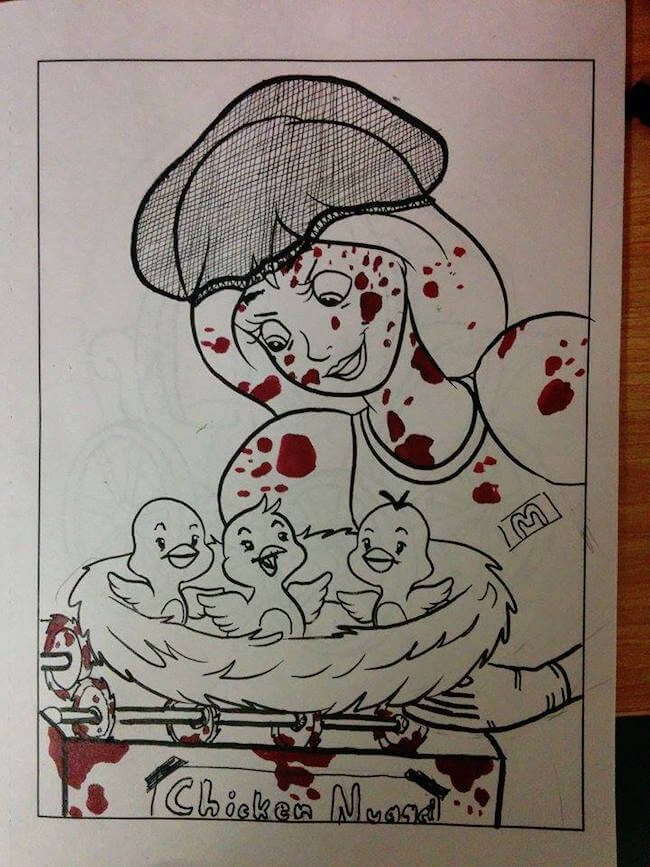 Funny Coloring Books 12 1