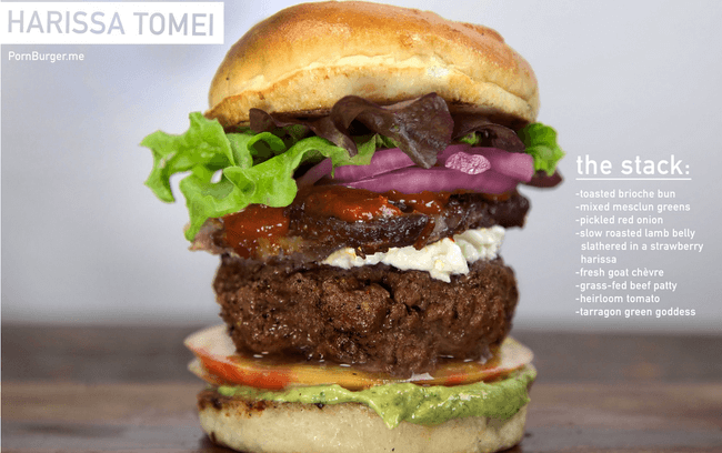 unique burgers recipes 12