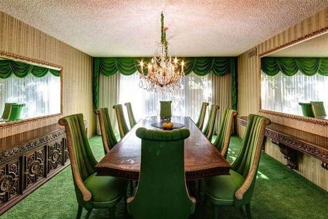 California home that was decorated in 1969 7