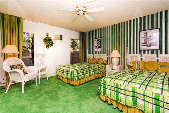California home that was last decorated in 1969 11