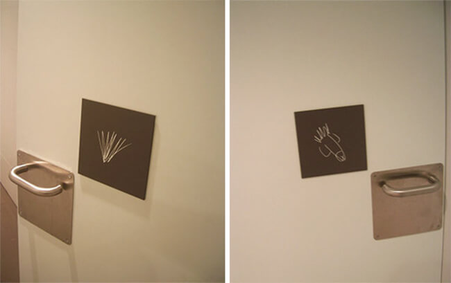 Creative toilet Signs 24