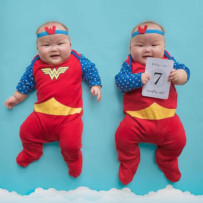cute twins baby photos 14