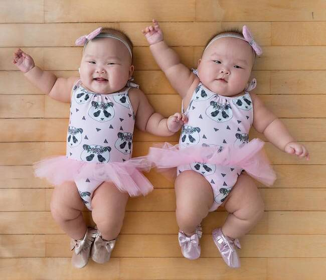 cute twins baby photos 16
