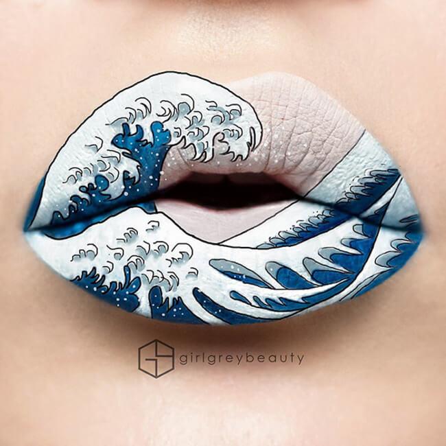 lips art 2