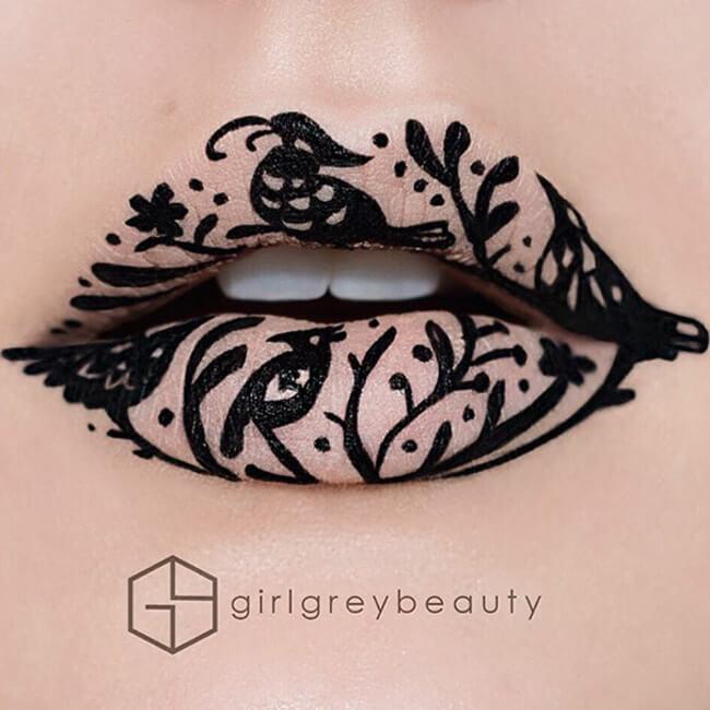 lips arts 6