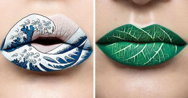 lips art 1