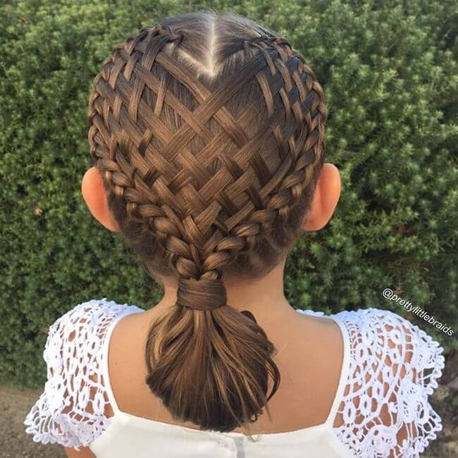 Mom Braids Hairstyles Every Morning Before School
