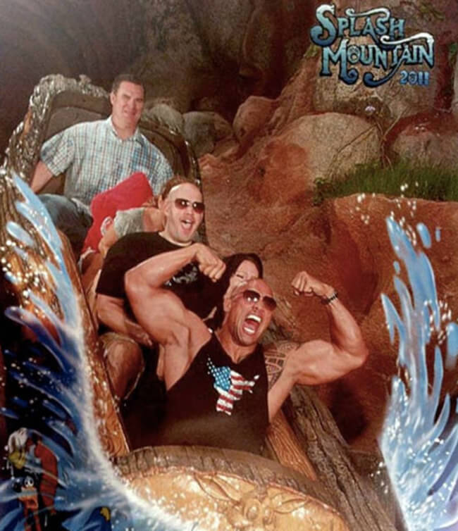 Splash Mountain pics 2