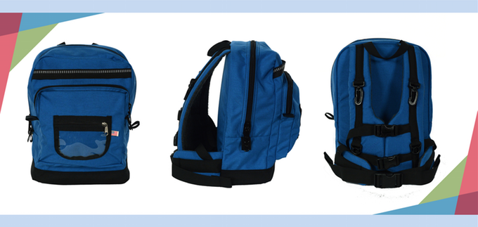 Backpack To Help Kids With Autism