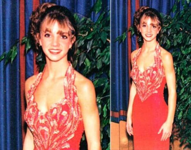 celebrity prom photos 19