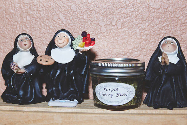 Nuns Growing Weed 18