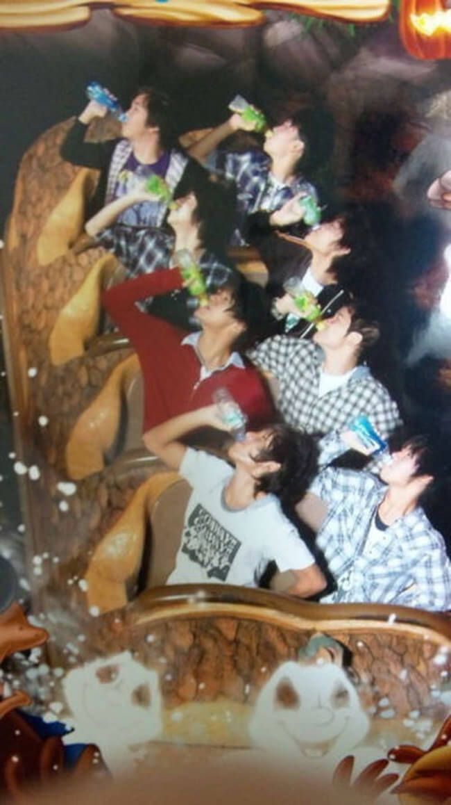 Splash Mountain pics 8