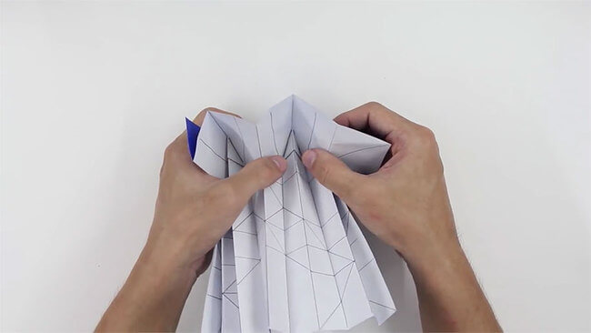 Wanna Make A Darth Vader Origami Heres A Step By Step Tutorial