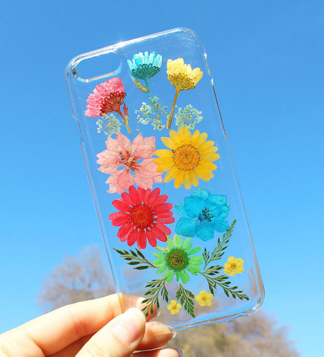 Flower Phone Case 1