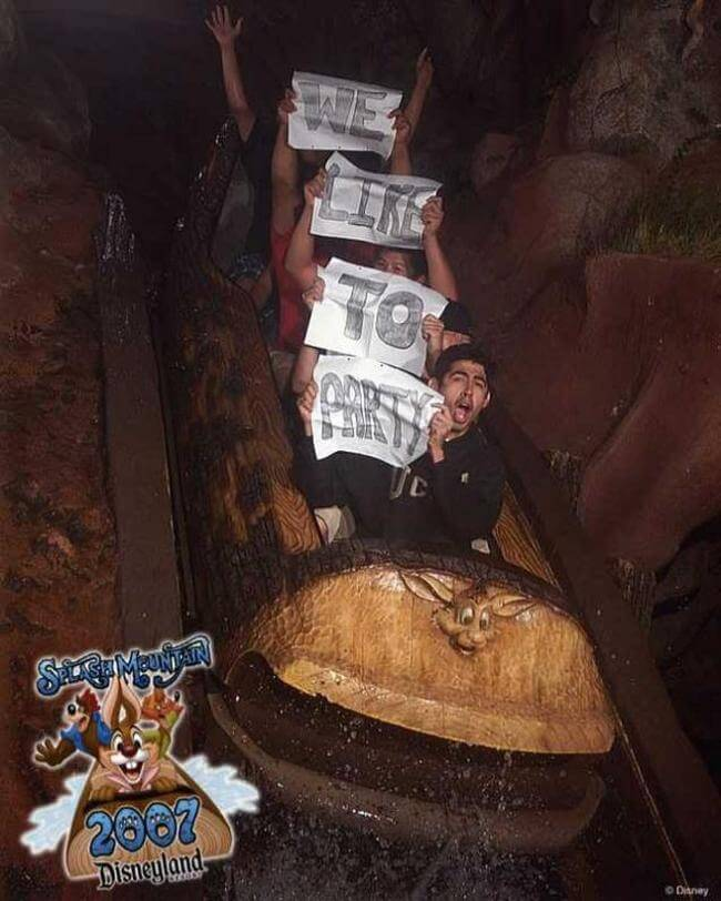 Splash Mountain images 10