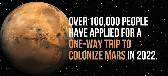 fun facts about mars 1