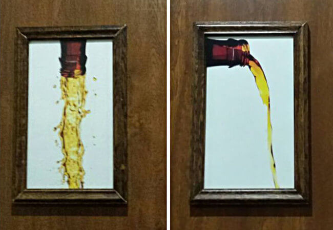 Creative Bathroom Signs 9