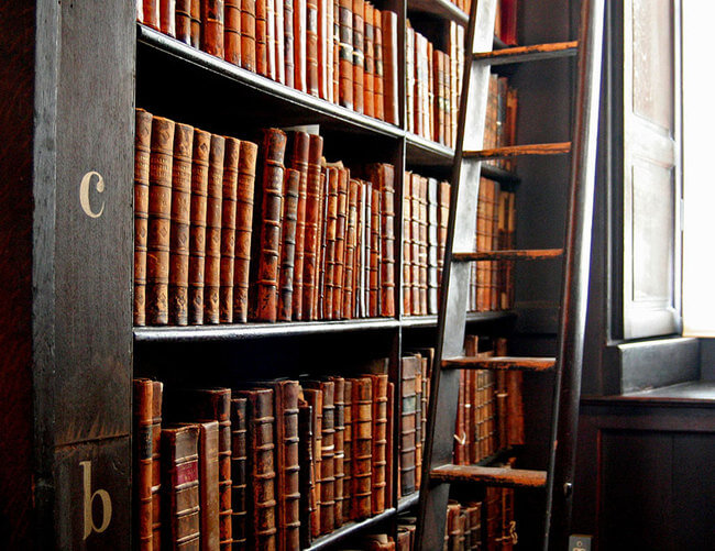 trinity college library 7
