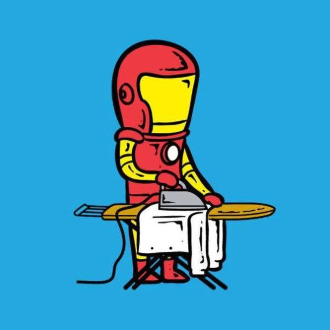 superhero day jobs 6