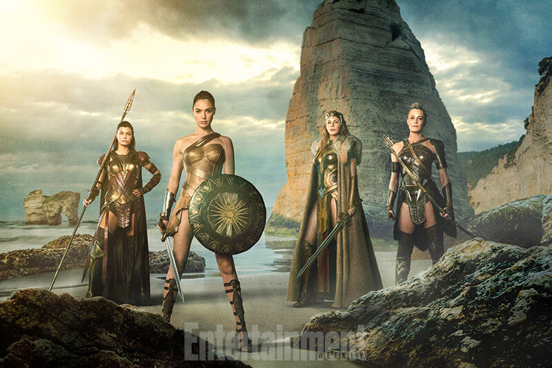 Wonder Woman First Look