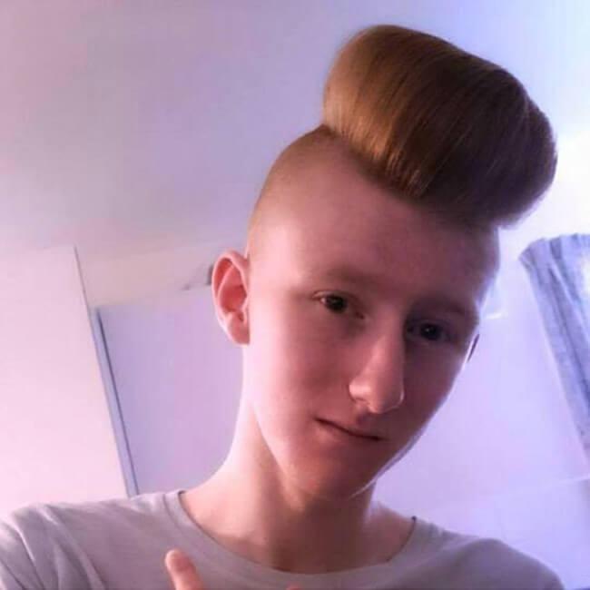 weird haircuts 2