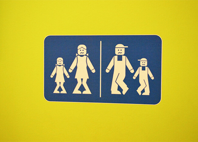 Creative toilet Signs 23