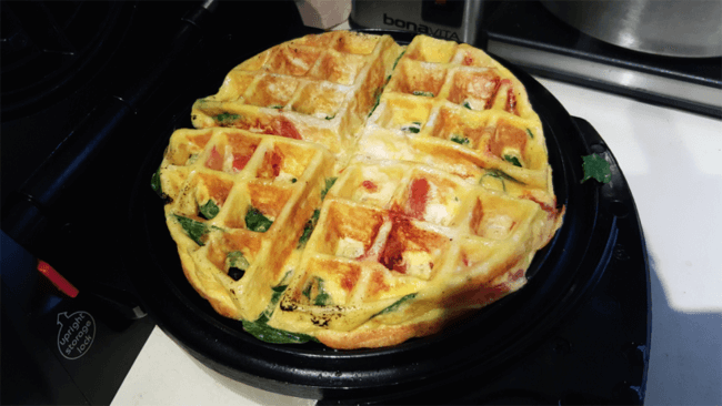 Things You Can Make In a Waffle Iron 7
