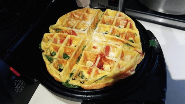 how to make homemade waffle sticks