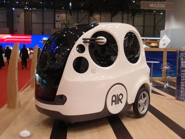 Car That Runs On Air >> Meet The New Hybrid Car That Runs On Air